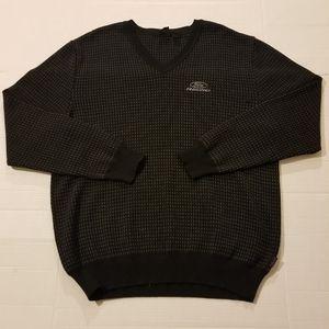 Mens Hugo Boss vintage Sweater Ford Racing